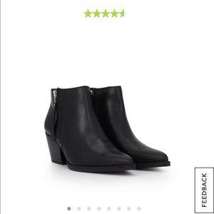 Sam Edelman Walden leather ankle boots